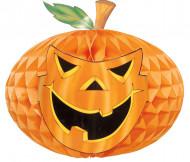 Versiering papieren pompoen Halloween