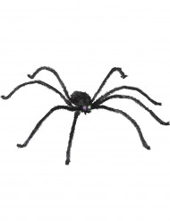Gigantische spin met lichtgevende ogen Halloween