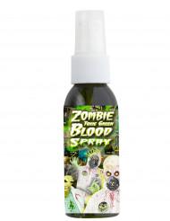 Zombie nep bloed spray voor Halloween