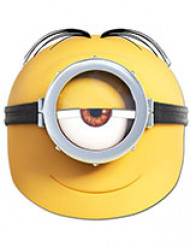 Despicable Me™ Minion Stuart masker