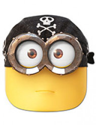Piraten masker van de Minions™ Despicable Me™