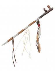 Indiaanse vredespijp 53 cm