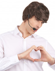 Zanger microfoon headset