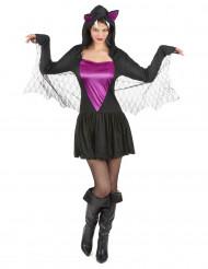 Vleermuis kostuum voor vrouwen Halloween