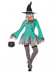 Sexy heksen Halloween kostuum voor vrouwen