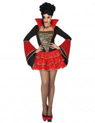 Sexy vampier Halloween kostuum voor vrouwen
