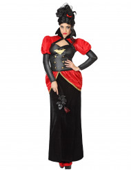Vampier Halloween kostuum voor vrouwen