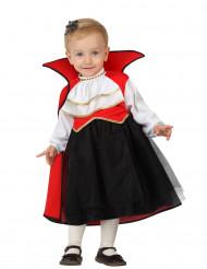 Vampier kostuum voor baby