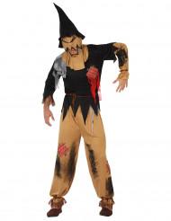 Vogelverschrikker kostuum voor volwassenen