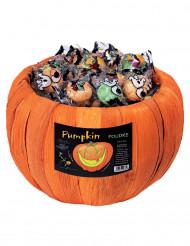 Halloween pompoen snoep