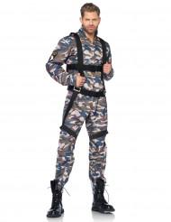 Militairen soldaat kostuum voor mannen