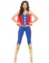 Superheldin kostuum voor vrouwen
