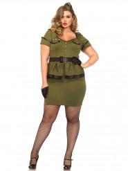 Militair kostuum voor vrouwen