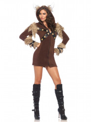 Viking kostuum voor vrouwen