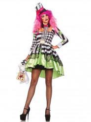 De gekke hoedenmaker kostuum voor vrouwen