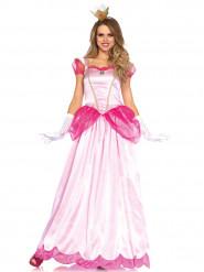 Roze prinses kostuum voor vrouwen