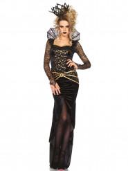 Elegante heksen outfit voor dames - Premium