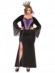 Heksen Halloween kostuum voor vrouwen +size