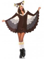 Uil kostuum voor dames