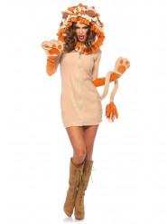 Leeuwen kostuum voor dames