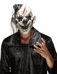 Griezelig rocker clown masker