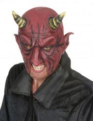 Duivel masker voor volwassenen Halloween