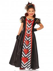 Hartenkoningin kostuum voor meisjes