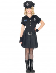 Politie agente kostuum voor meisjes