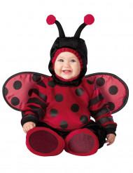 Lieveheersbeestje kostuum voor baby