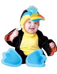 Toekan kostuum voor baby
