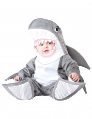 Haaien kostuum voor baby
