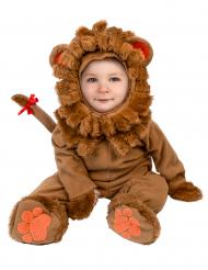 Leeuwen kostuum voor baby