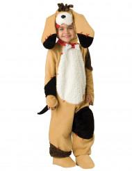 Puppy kostuum voor kinderen - Premium