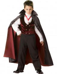 Gothic vampier kostuum voor kinderen - Premium