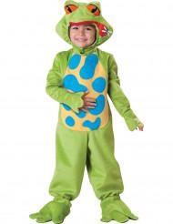 Kikker kostuum voor kinderen - Premium
