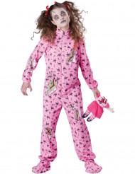 Zombie kostuum voor meisjes - Premium