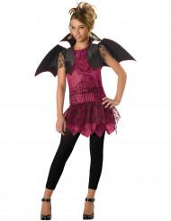 Vleermuis kostuum voor meisjes - Premium