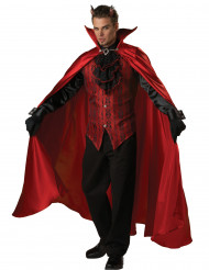 Luxe premium duivel kostuum voor heren