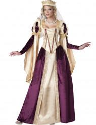 Prinsessen kostuum voor vrouwen - Premium
