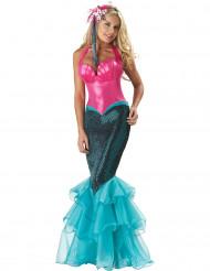 Zeemeermin kostuum voor vrouwen - Premium