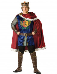 Koning kostuum voor heren - Premium