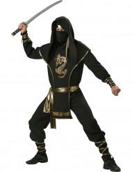Ninja kostuum voor heren - Premium
