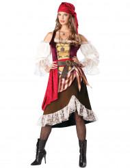 Zeerover kostuum voor vrouwen - Premium