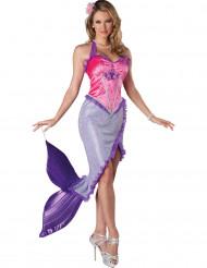 Zeemeermin outfit voor vrouwen - Premium