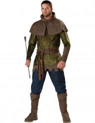 Robin Hood kostuum voor heren - Premium