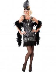 Charleston outfit voor vrouwen - Premium