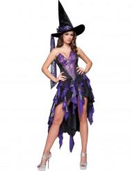 Heksen kostuum voor dames - Premium