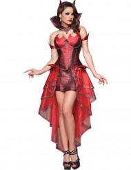 Duivelin kostuum voor vrouwen - Premium