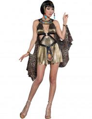 Luxe Egyptische koningin kostuum voor vrouwen