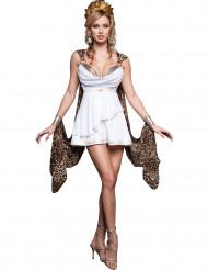 Luxe Godin kostuum voor vrouwen